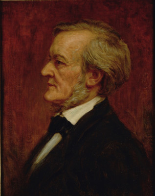 Richard Wagner, © IMAGNO/Austrian Archives (AA)