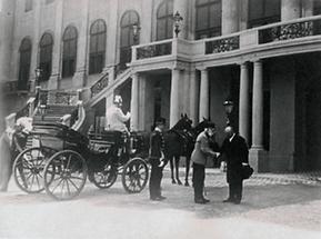 Kaiser Franz Joseph und Kaiser Karl