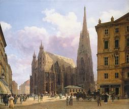 Der Stephansplatz