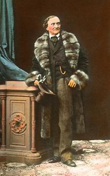 Johann Nestroy (1)