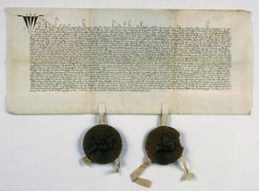 Neuburger Teilungsvertrag