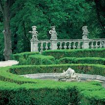 Park von Schloss Neuwaldegg, Wien