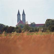 Aussenansicht, des Benediktiner Klosters, Niederaltaich