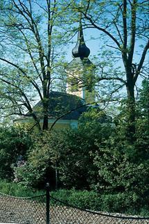 Kleine Kirche in Niedersulz