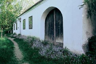 Bauernhof im Museumsdorf von Niedersulz