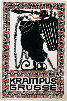 Krampus Grüsse