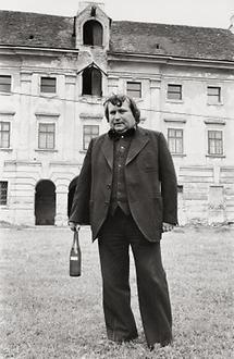 Hermann Nitsch in Prinzendorf