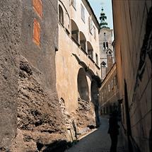 Bürgerspitalskirche in Steyr