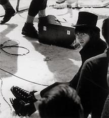 George Harrison in Obertauern