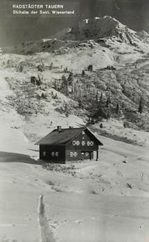 Wienerland-Hütte