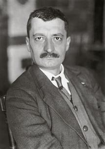 Portrait v. Hermann Oberth