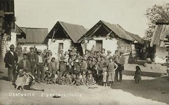 Zigeunerkolonie Oberwart