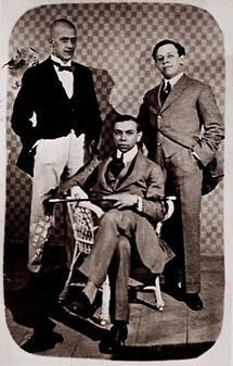 Kokoschka, Reinhold und Oppenheimer