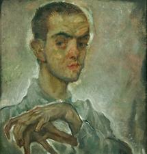 Portrait Egon Schiele