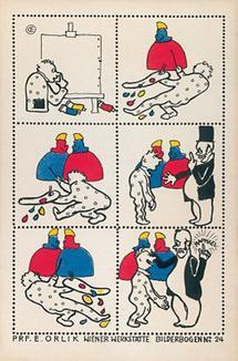 WW- Bilderbogen Raphael