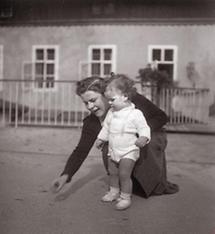 Paula Wessely und Eliabeth Orth (3)