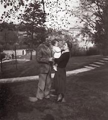 Paula Wessely und Eliabeth Orth (1)