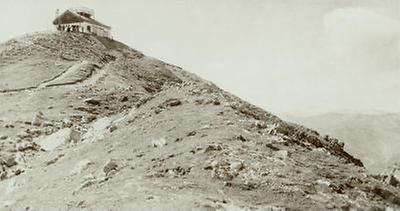 Helmhütte bei Silian