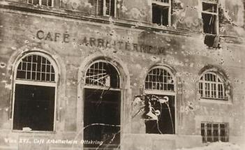Café Arbeiterheim Ottakring
