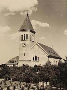 Wallfahrtskirche Starchant in Ottakring