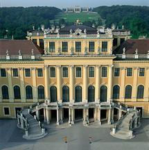 Wien: Schloß Schönbrunn