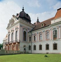 Schloß Gödöllö in Ungarn