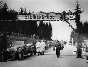 Eröffnung der Packstraße