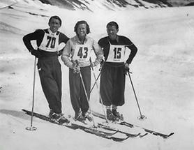 Pfingst-Skirennen in der Gamsgrube