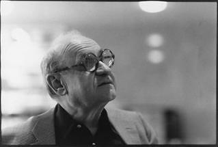 Architekt und Karikaturist Gustav Peichl