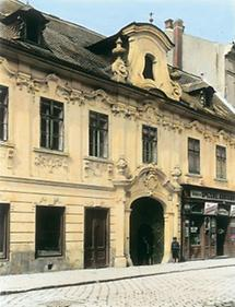 Barockhaus in der Penzinger Hauptstraße
