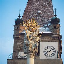 Der Marktturm von Perchtoldsdorf