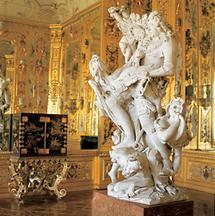 Marmorplastik des Prinzen Eugen im Belvedere