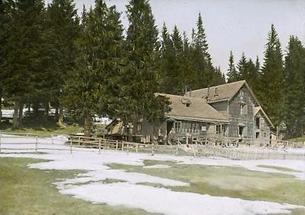 Das Schutzhaus Unterberg