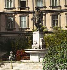 Der Augustin-Brunnen
