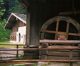 Mühle bei Pfarrwerfen