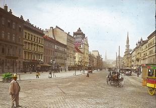 Die Praterstraße