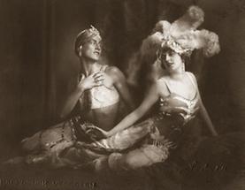 Toni Birkmeyer und Hedy Pfundmayr