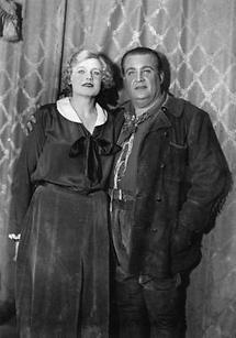 Maria Jeritza und Alfred Piccaver