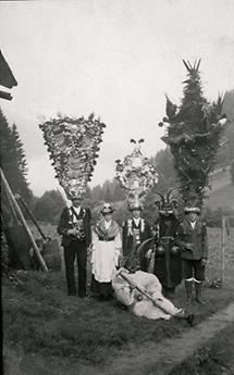 Brauchtum im Salzburger Pinzgau