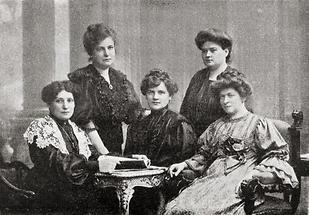 Sozialdemokratische Frauen