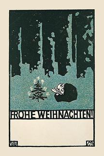 Wiener Werkstätte-Postkarte No. 28