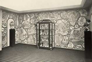 Ausstellungsraum der Wiener Keramik