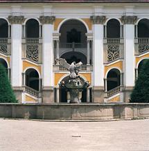 Großer Stiftshof in St. Florian