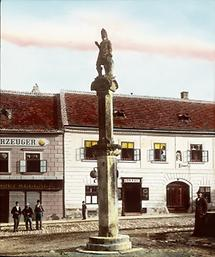 Hauptplatz in Eggenburg