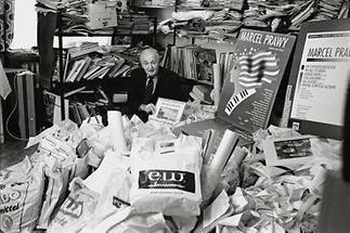 Wien 19, Marcel Prawy und sein Archiv
