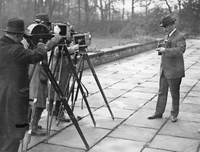 Photographieren und Filmen
