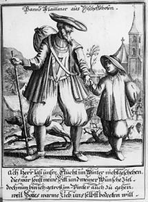 Protestantische Emigranten aus Salzburg: Hanns Klammer aus Bischoffshofen