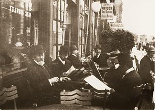 O. Wagner, J. Hoffmann, O. Prutscher und K. Moser