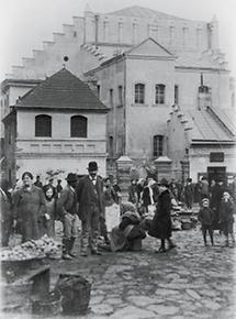 Synagoge von Przemysl