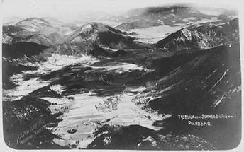 Talblick vom Schneeberg
